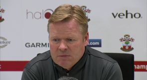 Koeman relishes Mourinho challenge