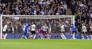 Terry gives Chelsea the lead
