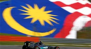 Malaysian GP - P1 & P2 Highlights