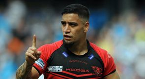 Chase stars for Salford