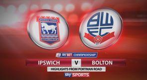 Ipswich 1-0 Bolton