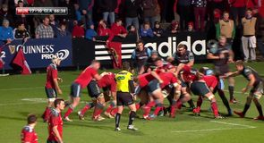 Munster 22-10 Glasgow
