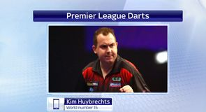 Huybrechts keen to avoid last place