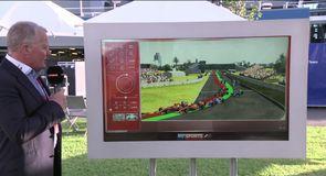 Aus GP: First corner analysis