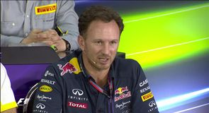 Horner pleased by improvement