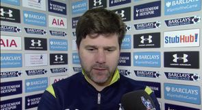 Pochettino proud of 'tough' win