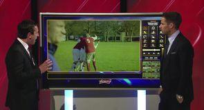 Redknapp & Neville star in Budweiser ad