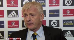 Strachan - That was terrific