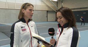 Sportswomen Q&A - Johanna Konta