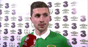 Long: 'Best moment in an Ireland shirt'