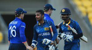 Group A - England v Sri Lanka
