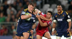 Super Rugby Try Time - Round 3