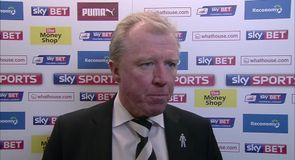 McClaren rues referee decision