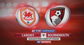 Cardiff 1-1 Bournemouth