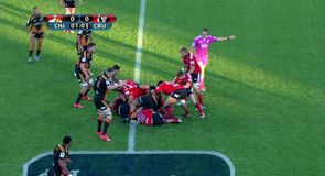Chiefs 40-16 Crusaders