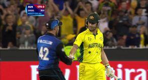 Clarke bids farewell to ODI cricket