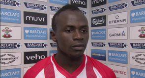 Mane ends Southampton goal drought