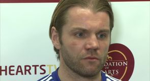 Hearts ready for tough year