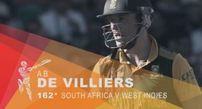 Stars of the tournament - AB de Villiers