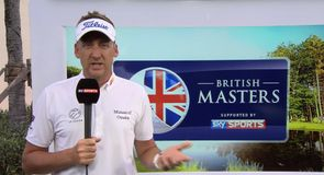 Poulter relishing British Masters