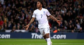 Sterling thrilled with goal