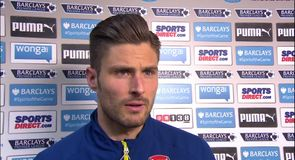 Giroud pleased with difficult win
