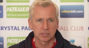 Jedinak ban would surprise Pardew
