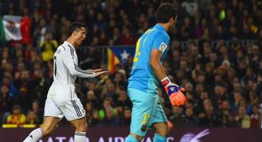 Ronaldo seizes the moment