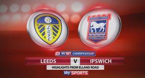 Leeds 2-1 Ipswich
