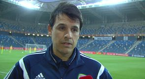 Coleman confident ahead of Israel test