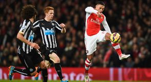 Chamberlin's Newcastle v Arsenal preview