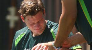 Smith fit despite injury scare