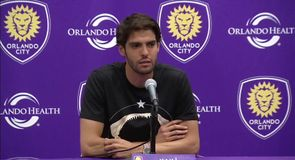 Kaka excited to make MLS debut