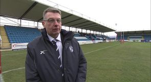 Record crowd at Featherstone Rovers