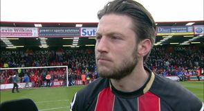 Arter: I did not dive