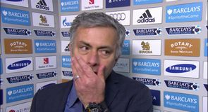 Mourinho unswayed by Saints draw
