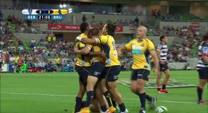 Rebels 15-20 Brumbies