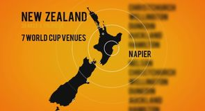 World Cup venue guide - Napier