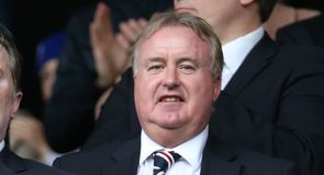 Rangers chairman David Somers resigns