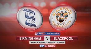 Birmingham 1-0 Blackpool