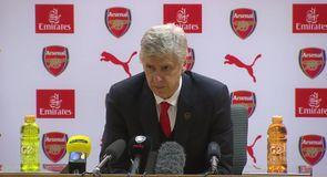 Wenger happy with bounce-back win