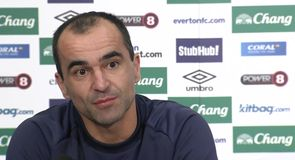 Martinez full of praise for Whelan