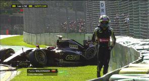 Thrills and Spills - Australian GP