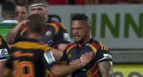 Highlanders stun the Chiefs