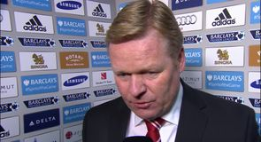Koeman praises Saints spirit