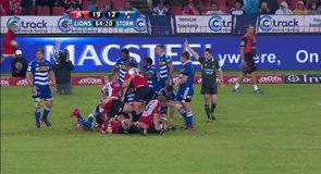 Lions 19-22 Stormers