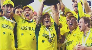 Australia rule the Cricket World Cup!