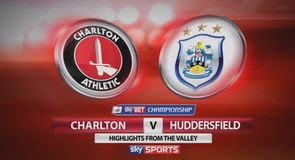 Charlton 3-0 Huddersfield