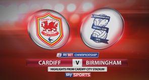 Cardiff 2-0 Birmingham