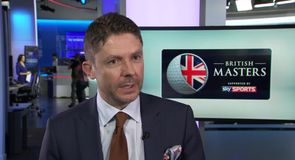 Sky Sports to broadcast British Masters